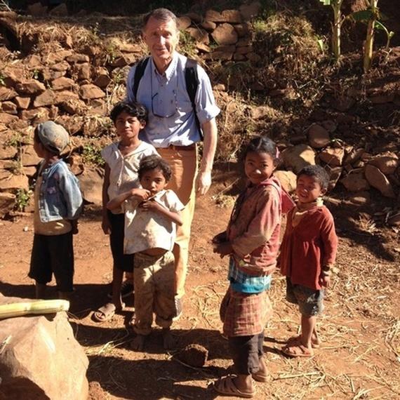 Soutenons les familles malgaches