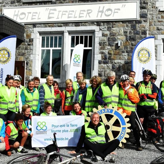 Le Rotary Eupen se mobilise