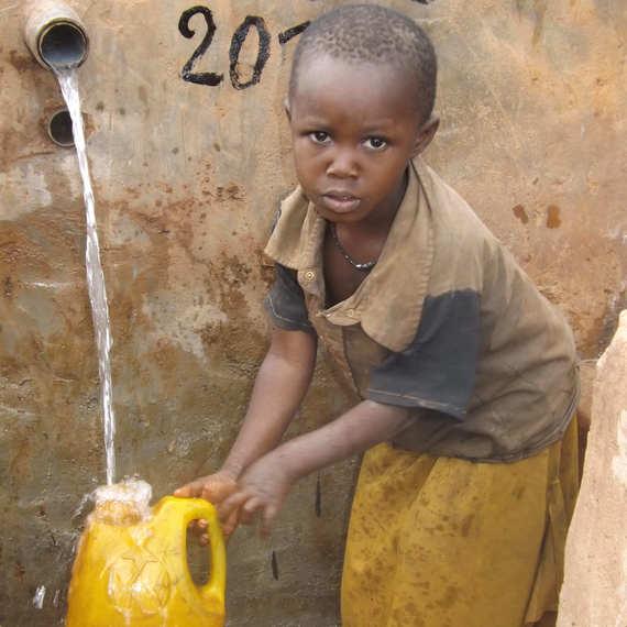 De l'eau potable pour tous !