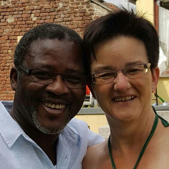 Michel et Simone en route pour une bonne cause
